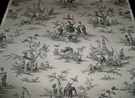 LEE JOFA FOR TITLEY & MARR PAVILION CHINOISERIE FABRIC 10 YARDS