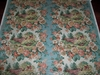 LEE JOFA G P & J BAKER HUNTING SPANIEL DOGS BIRDS CHINTZ TOILE FABRIC 6 YARDS MULTI