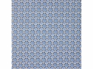 LEE JOFA GROUNDWORKS DAISY DAISY FABRIC BLUE