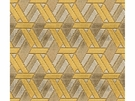 LEE JOFA GROUNDWORKS WELBECK VELVET FABRIC GOLD/SAND