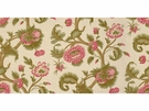 LEE JOFA HITHER FABRIC PINK/GREEN