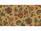 LEE JOFA HITHER FABRIC RED/JUNIPER