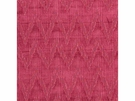 LEE JOFA HOLLAND FLAMEST CHEVRON CUT VELVET FABRIC BERRY