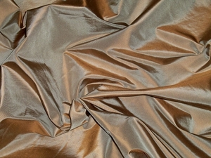 LEE JOFA KRAVET MORPHEUS IRIDESCENT CHESTNUT SILK TAFFETA FABRIC 30 YARD BOLT