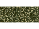 LEE JOFA LE LEOPARD VELVET FABRIC EMERALD
