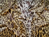 LEE JOFA LEOPARD / LEOPARDO SILK VELVET FABRIC
