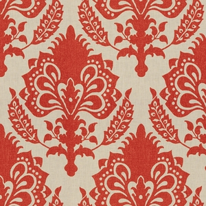 LEE JOFA MALATESTA FABRIC TOMATO