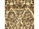 LEE JOFA MANTOVA CORDUROY PRINT DAMASK FABRIC SABLE