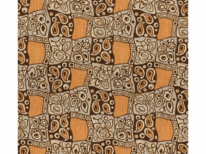 LEE JOFA MARGARET FABRIC WHISKEY BROWN