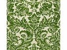 LEE JOFA MONTROSE DAMASK LINEN FABRIC VERDI