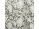 LEE JOFA MOOSE LODGE WILDERNESS SCENIC TOILE LINEN FABRIC STONE SILVER