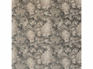 LEE JOFA MOOSE LODGE WILDERNESS SCENIC TOILE VELVET FABRIC DOVE TAUPE