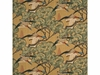 LEE JOFA MULBERRY FLYING DUCKS LINEN MULTIPURPOSE PRINT FABRIC SAND