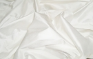 LEE JOFA PATRICIAN DOVE WHITE SILK  DUPIONI FABRIC 10 YARDS