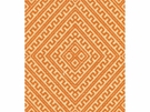 LEE JOFA PENNYCROSS FABRIC TANGERINE