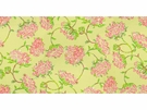 LEE JOFA RACY LACY COTTON FABRIC LUSH GREEN