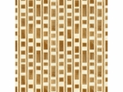 LEE JOFA RESOLUTION GEOMETRIC CUT VELVET FABRIC SAND