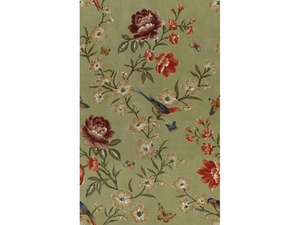 LEE JOFA RITZ LINEN FABRIC FERN