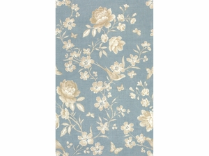 LEE JOFA RITZ LINEN FABRIC SKY
