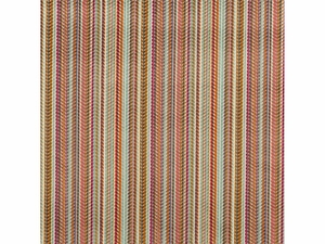 LEE JOFA SAWLEY VELVET STRIPE FABRIC SIENNA TEAL