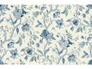 LEE JOFA SAYRE FABRIC BLUE