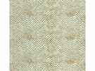 LEE JOFA SERENDIPITY CHEVRON LINEN FABRIC SAGE
