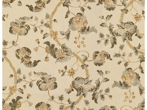 LEE JOFA SEVENOAKS FABRIC GREY/BEIGE