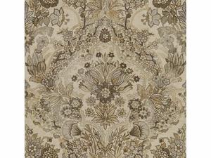 LEE JOFA TETBURY LINEN FABRIC GREY BEIGE