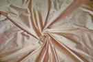 LEE JOFA THISTLE STRIPES SILK FABRIC ROSE CREAM 30 YARD BOLT