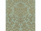 LEE JOFA TIVOLI ANTICO LINEN FABRIC AQUA