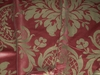 RALPH LAUREN BAROQUE CASTLETON DAMASK VELVET FABRIC 7 YARDS 1A