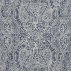 RALPH LAUREN BIRCHWOOD PAISLEY FABRIC DUSK
