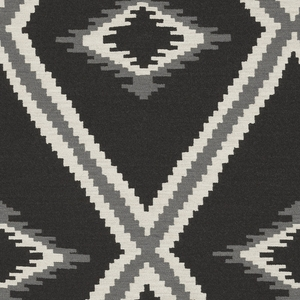 RALPH LAUREN BLACK MOUNTAIN SOUTHWESTERN FABRIC CARBON