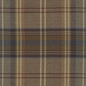 RALPH LAUREN BROOKHILL PLAID CHECK FABRIC BIRCH