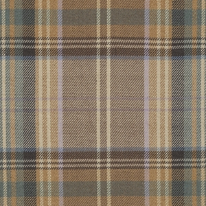 RALPH LAUREN BROOKHILL PLAID CHECK FABRIC JUNIPER