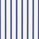 RALPH LAUREN CRICKET CLUB STRIPE FABRIC INDOOR/OUTDOOR COBALT
