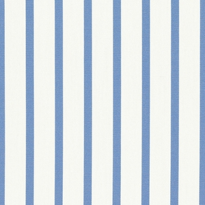 RALPH LAUREN CRICKET CLUB STRIPE FABRIC INDOOR/OUTDOOR SKY