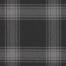 RALPH LAUREN DOUBLEBROOK PLAID FABRIC CHARCOAL