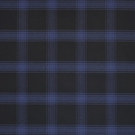 RALPH LAUREN DOUBLEBROOK PLAID FABRIC INK