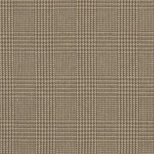 RALPH LAUREN HUGHES GLEN PLAID FABRIC EARTH