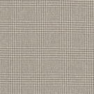 RALPH LAUREN HUGHES GLEN PLAID FABRIC STONE