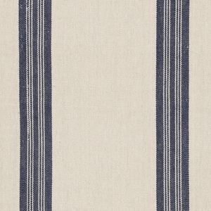 RALPH LAUREN LEBLANC STRIPE FABRIC NAVY