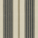RALPH LAUREN MARLBERRY STRIPE FABRIC JET