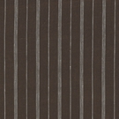 RALPH LAUREN MEAD LINEN STRIPE FABRIC CHOCOLATE