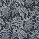 RALPH LAUREN NORTHCLIFFE PAISLEY COTTON PRINT FABRIC MIDNIGHT