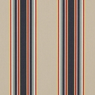 RALPH LAUREN NORTHPORT STRIPE FABRIC SAND