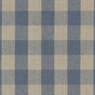 RALPH LAUREN OLD FORGE GINGHAM LINEN FABRIC CHAMBRAY