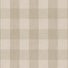 RALPH LAUREN OLD FORGE GINGHAM LINEN FABRIC CREAM LINEN