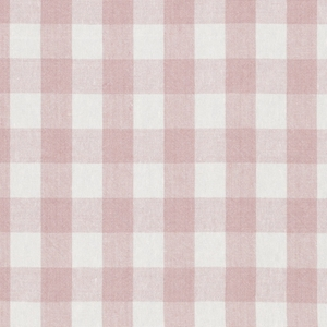 RALPH LAUREN OLD FORGE GINGHAM LINEN FABRIC PETAL