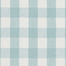 RALPH LAUREN OLD FORGE GINGHAM LINEN FABRIC POOL WHITE